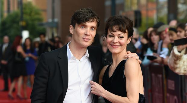 Cillian Murphy and Helen McCrory are both nominated for Peaky Blinders (Joe Giddens/PA)