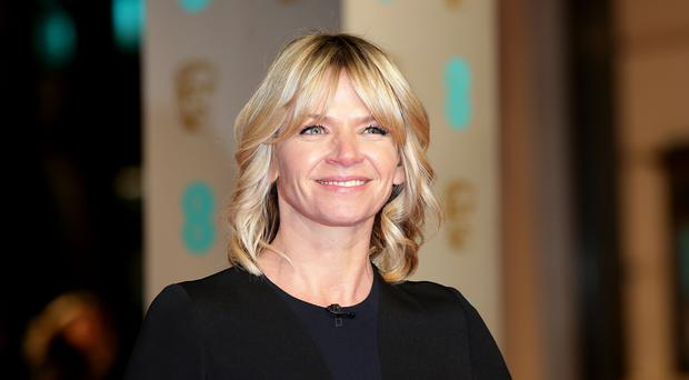 Zoe Ball celebrates two years of sobriety after 'toughest' time of her life (Yui Mok/PA)
