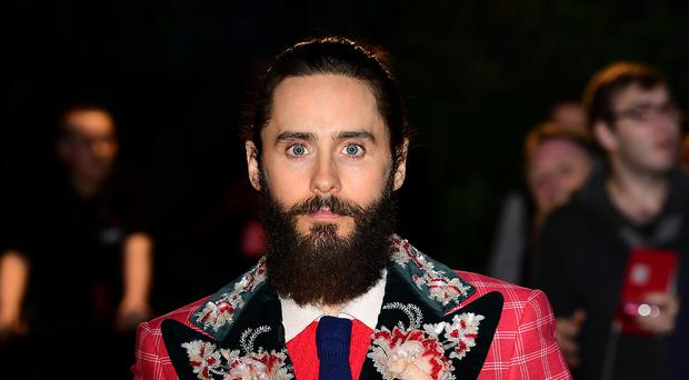 Jared Leto is set to star in a Spider-Man spin-off movie as Morbius, The Living Vampire (Ian West/PA)