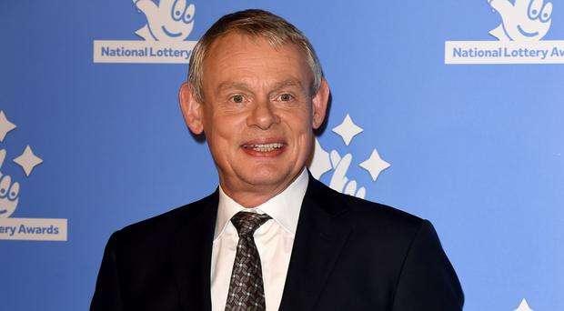 Martin Clunes will star in Vanity Fair (Lauren Hurley/PA)