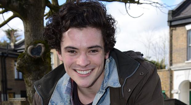 For use in UK, Ireland or Benelux countries only Undated BBC handout photo of actor Jonny Labey, who is joining the cast of Eastenders as character Paul Coker.