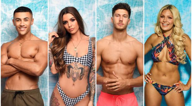 There have been complaints about the lack of diversity on Love Island (ITV)
