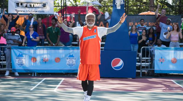 Kyrie Irving, who stars in basketball comedy Uncle Drew (Quantrell Colbert/PA)