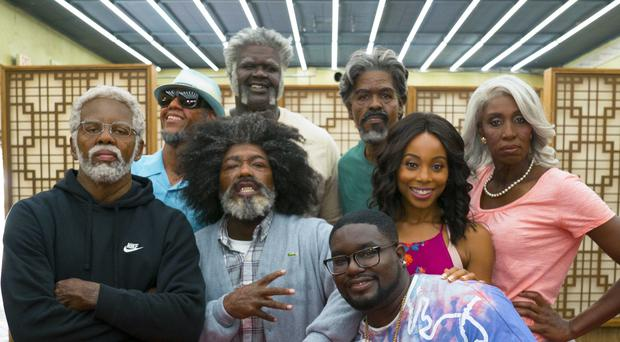 The cast of Uncle Drew (PA Photo/Lionsgate Films/Quantrell Colbert)