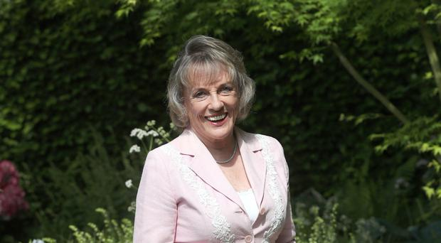 Dame Esther Rantzen is a fan of nude sunbathing (Jonathan Brady/PA)