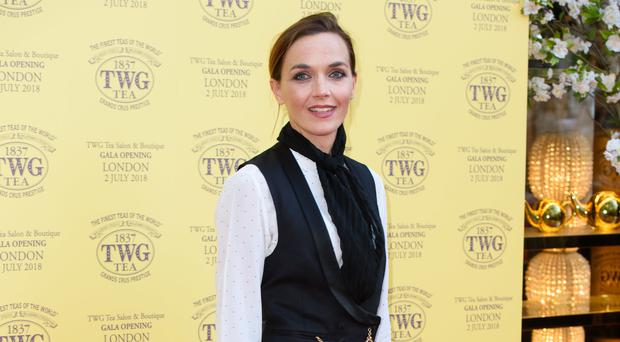 Victoria Pendleton has announced that she and her husband are separating. (Matt Crossick/PA)