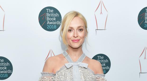Fearne Cotton celebrates father's birthday and wedding anniversary on the same day (John Stillwell/PA)