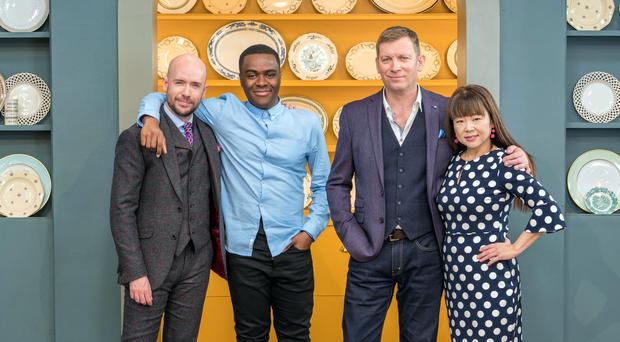 Bake Off: The Professionals crowns winners after nine-hour challenge (Mark Bourdillon/Channel 4)