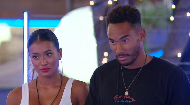 Love Island fans forgive Josh and finally support his romance with Kaz (ITV)