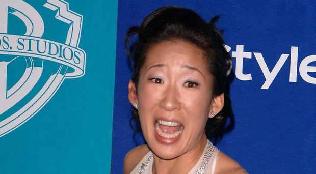 Sandra Oh has made history as the first actress of Asian descent to be nominated for an Emmy for Lead Actress In A Drama Series. (Ian West/PA)