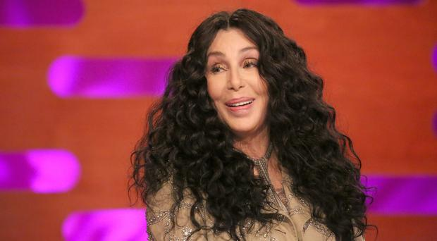 Cher has said she was nervous about joining the cast (Isabel Infantes/PA)