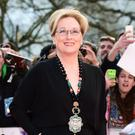 Meryl Streep reprises her role of Donna Sheridan (Ian West/PA)