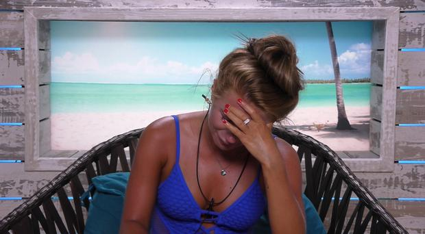 Love Island did not breach broadcasting rules over Dani Dyer 'distress' – Ofcom (ITV)