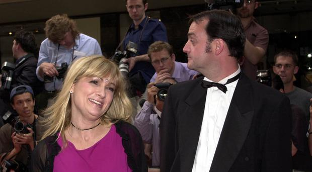 Craig Cash famously collaborated with Caroline Aherne on The Royle Family (Rebecca Naden/PA)