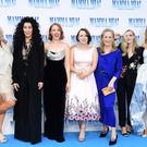 Members of the cast attend the premiere of Mamma Mia! Here We Go Again (Ian West/PA)