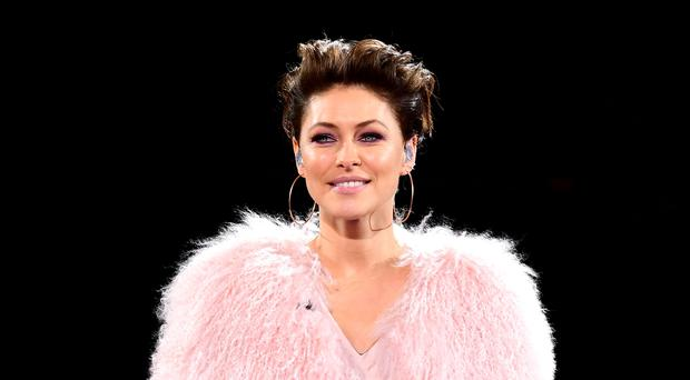 Emma Willis during the Celebrity Big Brother Final, held at Elstree Studios in Borehamwood, Hertfordshire.
