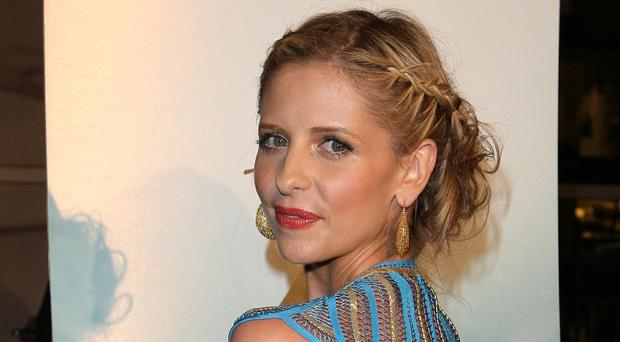 Sarah Michelle Gellar played vampire-battling high school student Buffy (Ian West/PA)
