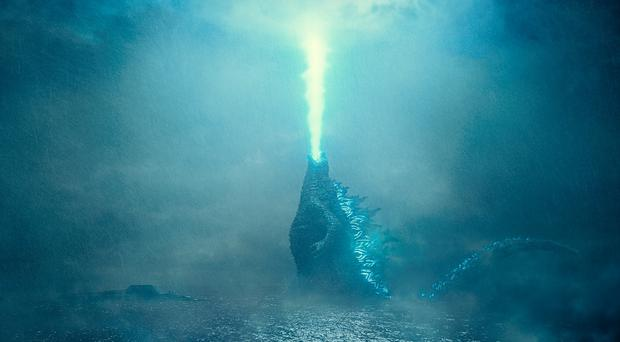 The first trailer for Godzilla: King of the Monsters has been released (Warner Bros/PA)