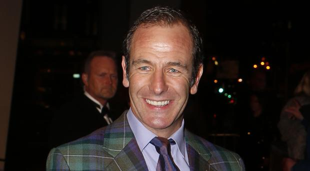 Robson Green is starring in a new drama (PA)