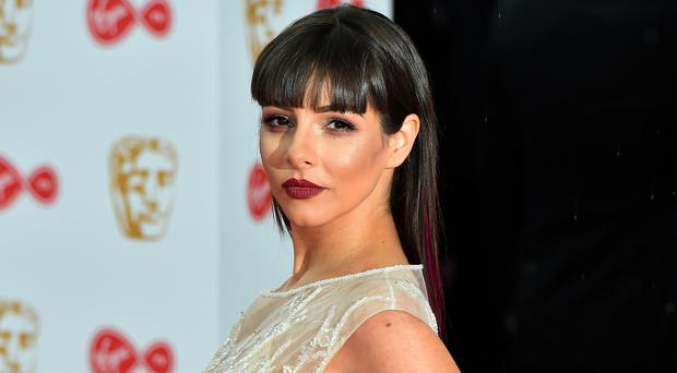 Roxanne Pallett on car crash: I've never felt pain like it (Matt Crossick/PA)