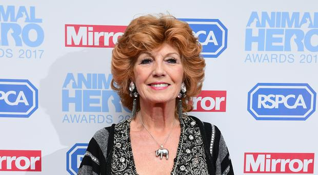 Rula Lenska on roles for older women: My part in Corrie is like gold dust (Ian West/PA)