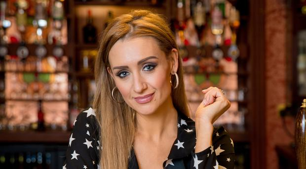 Catherine Tyldesley 'might burn some of Eva's bras' as she leaves Corrie (ITV)