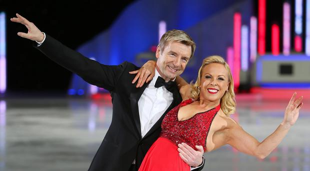 Torvill and Dean's personal and professional story is being adapted for a TV film (Peter Byrne/PA)