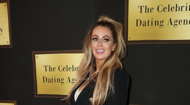 Giving it another bash? Ex-Love Island stars sign up for Celebs Go Dating (Jonathan Brady/PA)
