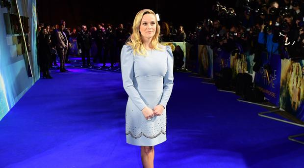 Reese Witherspoon will executive produce the adaptation (Ian West/PA)