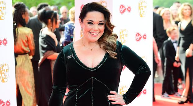 Lisa Riley and her Age Before Beauty co-stars have criticised reality show Love Island (Ian West/PA)