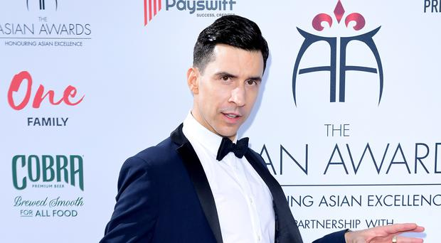 Russell Kane has spoken about his internet addiction (Ian West/PA)