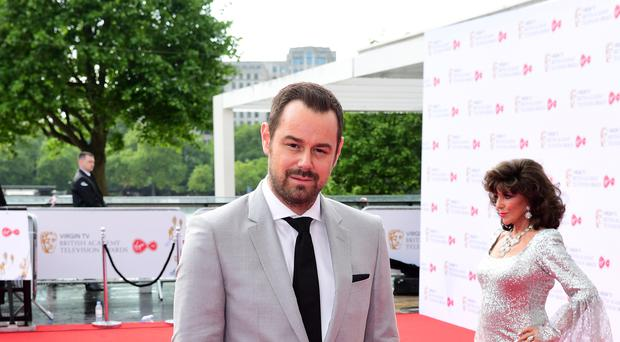 Love Island fans upset after it appeared that Danny Dyer will not be entering the villa in person. (Ian West/PA)