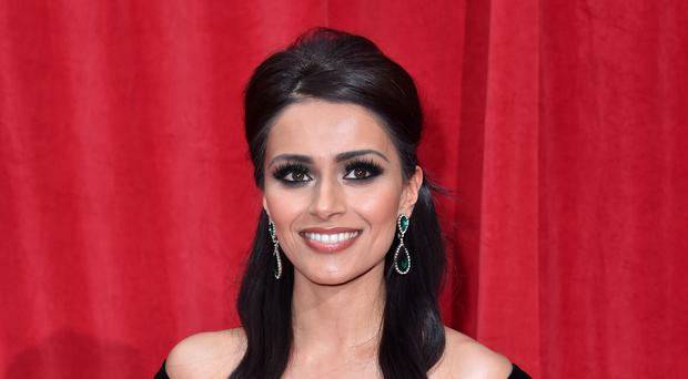 Bhavna Limbachia at the British Soap Awards 2018 (Matt Crossick/PA)