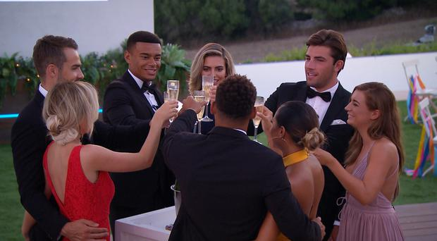 Love Island will end on Monday (ITV)