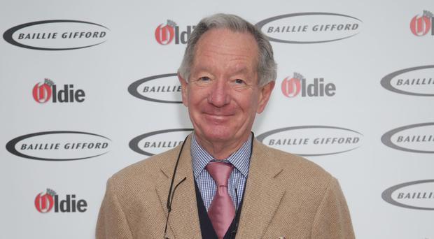 Michael Buerk said he has sympathy for the BBC (Yui Mok/PA)
