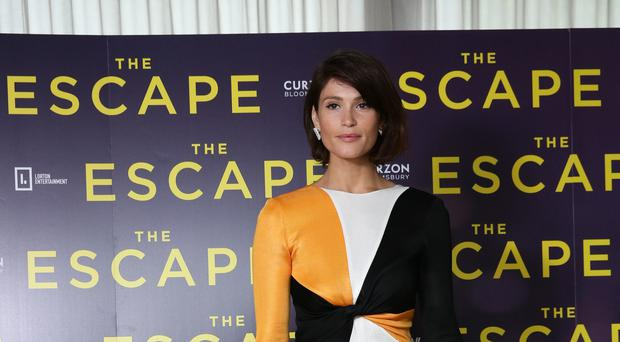 Gemma Arterton stars in new film The Escape (PA)