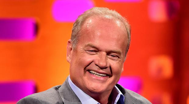 Kelsey Grammer has confirmed talks have taken place about rebooting Frasier (Ian West/PA)