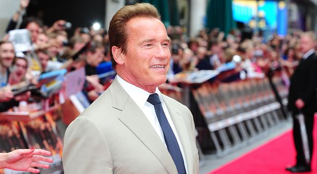 Arnold Schwarzenegger is also returning for the as-yet-untitled film (Ian West/PA)