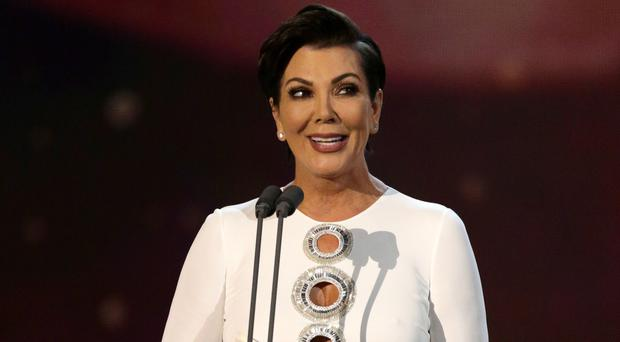 Kris Jenner underwent a screening procedure for breast cancer and urged fans to be wary of the disease (Yui Mok/PA)