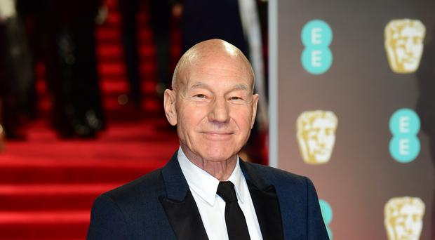 Sir Patrick Stewart is returning to the role of Jean-Luc Picard (PA)