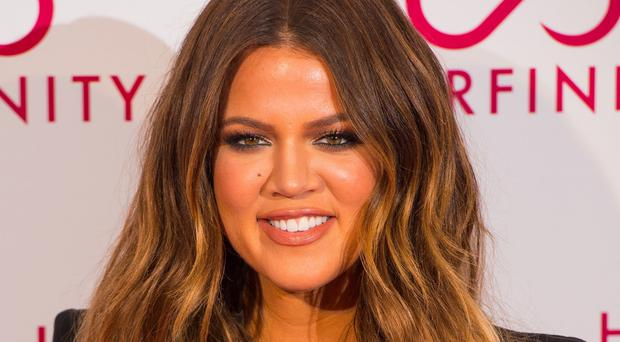 Khloe Kardashian has posted an adorable new picture of her daughter True (Dominic Lipinski/PA)