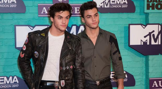 The Dolan Twins Grayson and Ethan (Invision/AP/REX/Shutterstock)