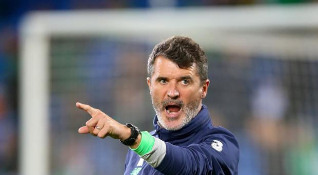 Roy Keane (Nigel French/PA)
