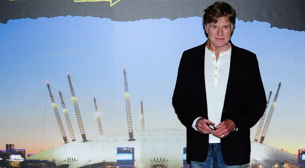 Robert Redford expects his next film to be his last (Ian West/PA)