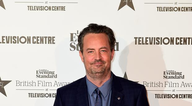 Friends star Matthew Perry has undergone surgery to repair a ruptured bowel (Ian West/PA)