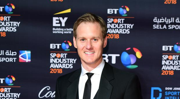 BBC Breakfast's Dan Walker (Ian West/PA)
