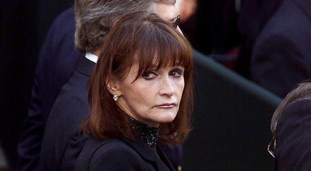Margot Kidder was found dead at her home in Montana in May (Adrian Wyld/The Canadian Press via AP)