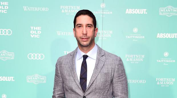 David Schwimmer is set to star in Will and Grace (Ian West/PA)