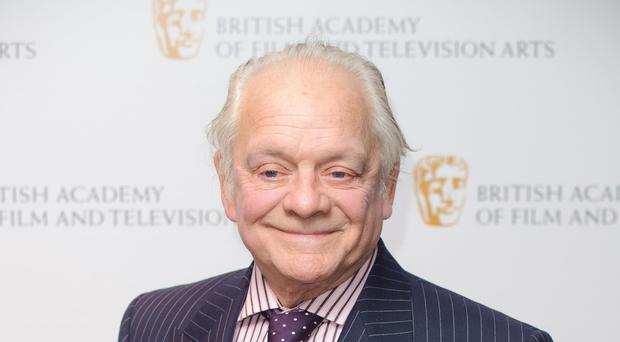 Sir David Jason has said Del Boy would have found a way to make money from Brexit (Dominic Lipinski/PA)