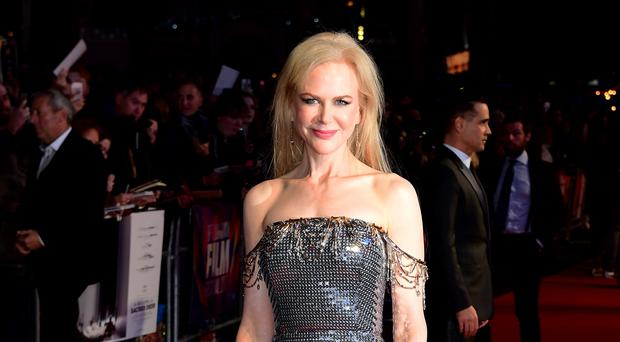 Nicole Kidman says she has always been a cat girl (Ian West/PA)
